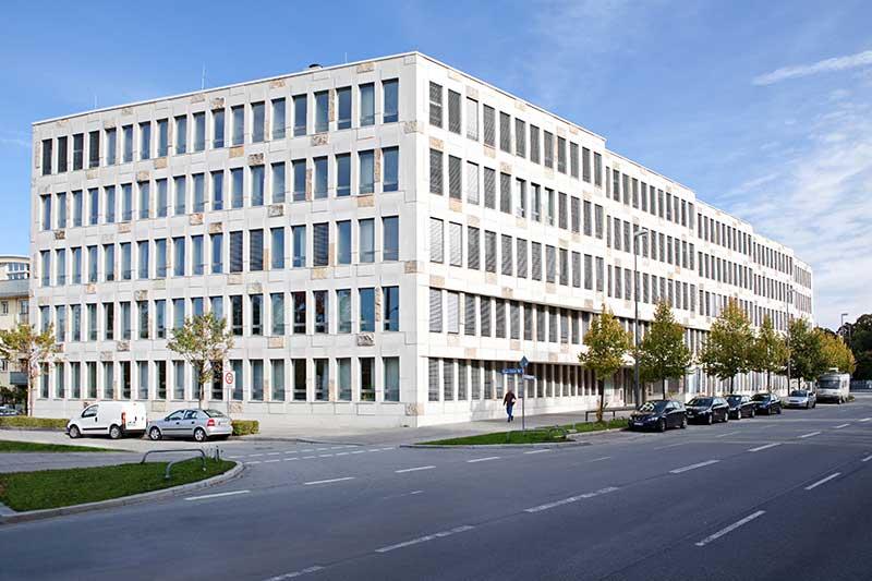 John Consult VBI Büro; Radlkoferstr. 2, München